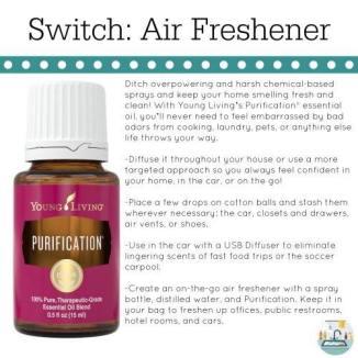 switch air freshener
